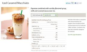 lower calorie swap homemade caramel macchiato
