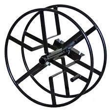 rokan reel solution hose reel s23 with vacuum reel mount bracket