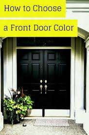 interior door painting ideas. Front Door Paint Color Schemes Design Tricorn Black Doors Siding And Exterior Sw By Sherwin Williams Interior Painting Ideas E