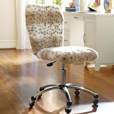 leopard office chair. Snow Leopard Faux Chair Office