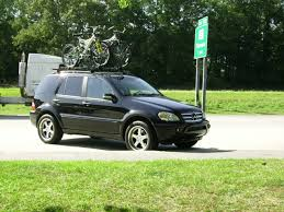 mercedes ml roof racks roof bike rack mercedes benz forum