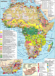 Африка Центральная Африка