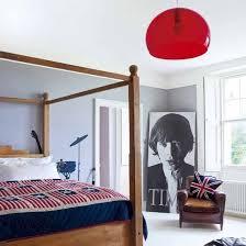 Modern Retro Bedroom Amazing With Bedroom - Home Design Interior .