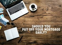 Should I pay off my mortgage?