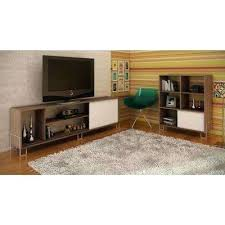 vanderbilt furniture. Manhattan Comfort Vanderbilt Tv Stand Stands Living Room Furniture The Home Depot