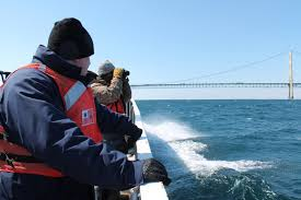 Marine Science Technician Update 3 Coast Guard Partners Respond To Spill In Straits