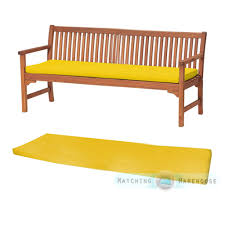 outdoor water resistant 4 seater bench swing seat