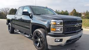 chevrolet trucks 2015 black. Modren Black 2015 RALLY 2 EDITION CHEVROLET SILVERADO DOUBLE CAB 4X4 BLACK WITH 22 Throughout Chevrolet Trucks Black E