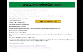 Watch Posting Resume Online Simple Resume Objective Resume