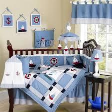 come sail away baby bedding set