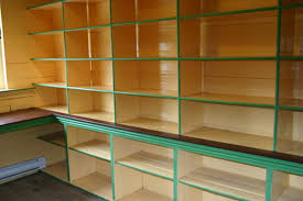 create your own storage shelf solution