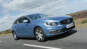 Volvo V60 Hybrid Review | Top Gear