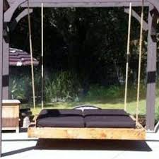 Small Picture 14 best Backyard daybed swing ideas images on Pinterest Porch
