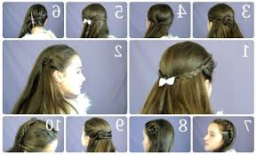 Simple Hairstyles For College Girls Hairstyle For Long Hairs For Daily College Hairstyle