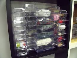 neat containers are durable not affected by freezing can be washed with simple soap water and cloth and will not grow mold like canvas or cloth closet