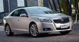 new car releases australia 2013Holden Launches New Malibu Sedan in Australia Priced from 28490