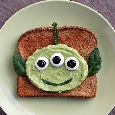 Image result for food art with avocados pinterest
