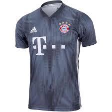 Adidas Bayern Munich 3rd Jersey Youth 2018 19 Soccerpro