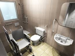 Handicap Accessible Bathroom Designs Brilliant Design Ideas