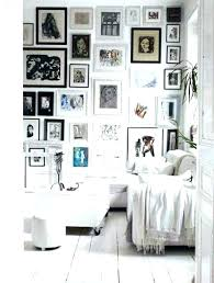 photo wall collage without frames frame set wood picture of