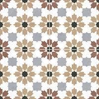 Напольная <b>керамическая плитка Dual</b> Gres Odessa Tierra /45x45см
