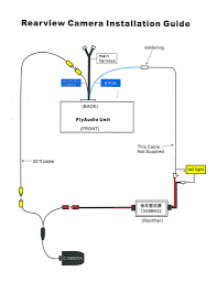 2008 nissan frontier stereo wiring diagram images backup camera wiring diagram also how to install backup camera