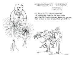 Coloring Pages Of Fireworks Arcadexme