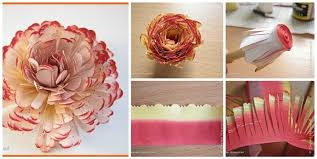 Paper Quilling Flower Bokeh How To Make Pencils And Paper Quilling For The Bouquet