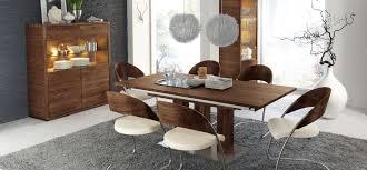 Modern dining room tables Glass Dining Interior Design Ideas 30 Modern Dining Rooms