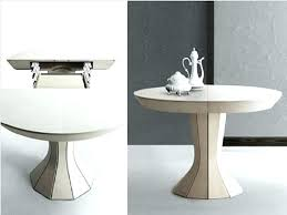 round expandable dining tables extendable table singapore round expandable dining tables