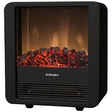 mini electric fireplace heater. Dimplex Minicube B Electric Fireplace Heater With Flame And Smoke Effect Mini S