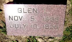 Glen Leo Palmer (1895-1926) - Find A Grave Memorial