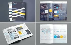 Sample Annual Report Template Financial Report Template Non Profit