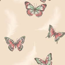 Pink Wallpaper For Bedrooms Girls Bedroom Butterfly Wallpaper In Pink White Teal More New