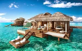 all inclusive honeymoon resorts five