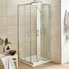 primrose corner entry shower enclosure