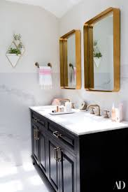 The Master Bath.  Architectural Digest a