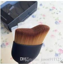 professional makeup brushes wavy contour foundation brush perfect arc upgraded super soft curved wire maquiagem elf makeup makeup artist from jason911127