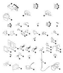 Électricité interne klaxon relais interrupteur et boîte de fusibles limora oldtimer gmbh co kg