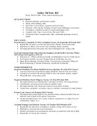 Registered Dietitian Resume Inspiration Resume As Of March 48