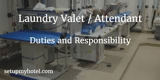 25 Duties And Responsibility Of Laundry Valet Laundry