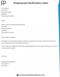 Employment Verification Templates 011 Employment Verification Form Templates Template Ideas Of