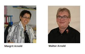 Margrit und Walter Arnold - Walter Arnold AG Schönenberg | Arnold Produkte  AGWalter Arnold AG Schönenberg | Arnold Produkte AG