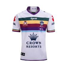 melbourne storm nrl anniversary away 2018 19 s s rugby shirt melbourne storm rugby