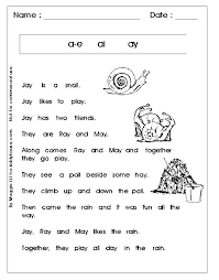 The lanternfish phonics resource section has greatly expanded. 21 Phenomenal Phonics Reading Worksheets Free Picture Ideas Jaimie Bleck