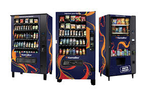 Vending Machine Locations Classy Review And Interview With KarmaBox Vending Founder AJ MacQuarrie