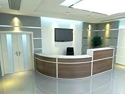 small office reception desk. Reception Desk Design Ideas Office Small Home Area . K
