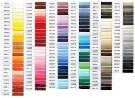 Coats And Clark Sewing Thread Color Chart 48 Conclusive Coats Astra Thread Color Chart