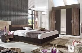 Schlafzimmer Set Mit Bett Schrank Und Nachtkästen