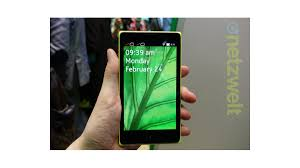 Nokia X, Nokia X+, Nokia XL im Kurztest ...